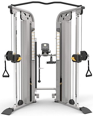 ELEMENT FITNESS COMMERCIAL FUNCTIONAL TRAINER