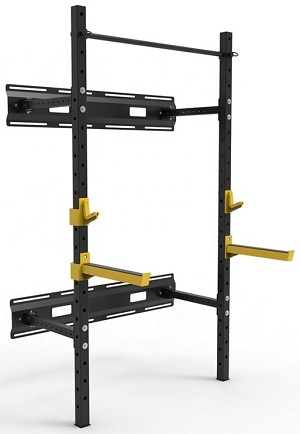 Fittrax Wall Mounted Folding Multi-Rack
