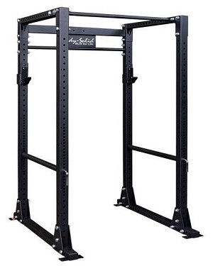 Compact Commercial Power Rack