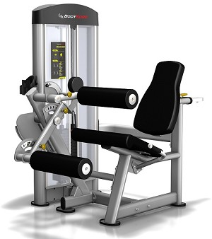Isolation Series Selectorized Dual Leg Extension/Leg Curl