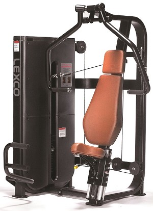 LEXCO LS-103 Seated Chest Press