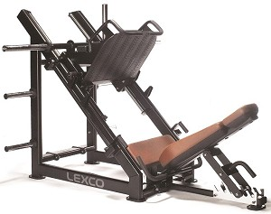 LEXCO LS-202 45-Degree Leg Press