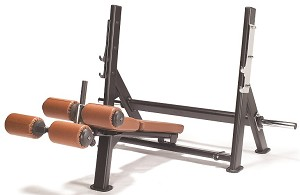 LEXCO LS-209 Olympic Decline Bench