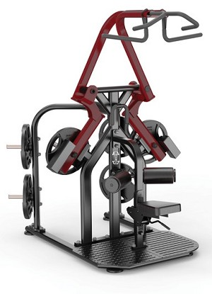 Elite Leverage Rotary Lat Pulldown