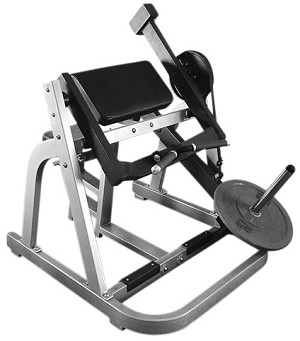 MD POWER LEVERAGE SERIES SEATED ARM CURL