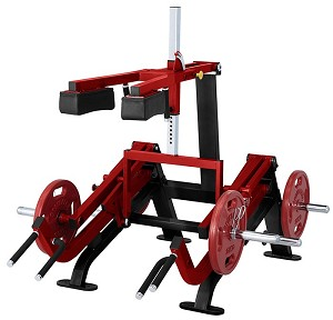 STEELFLEX PL2300 SQUAT/LUNGE MACHINE